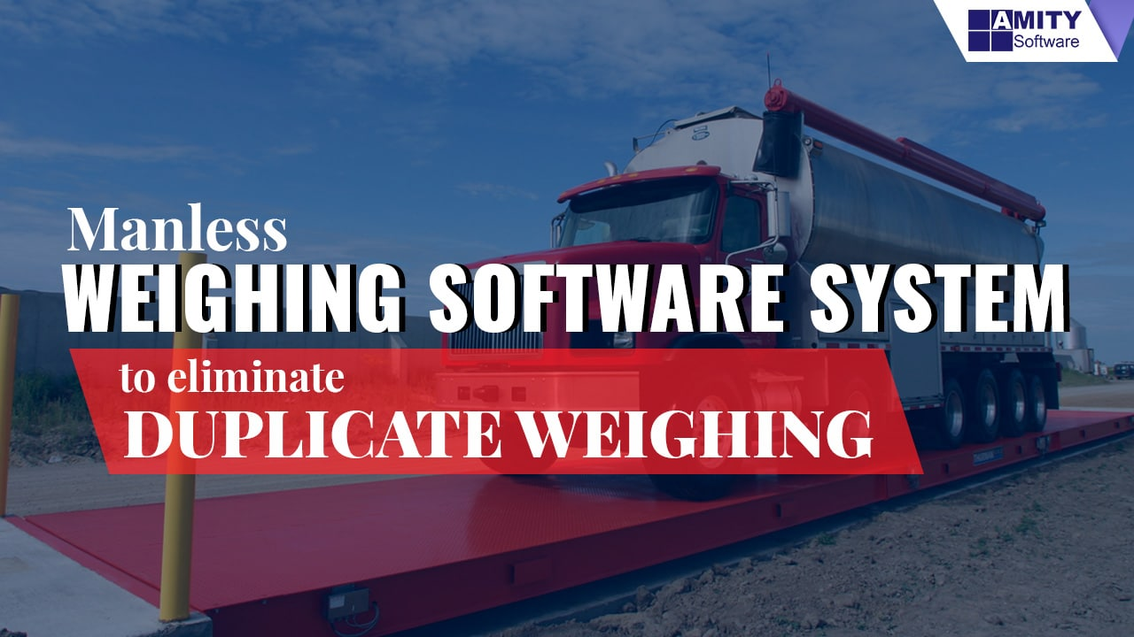 weighing software