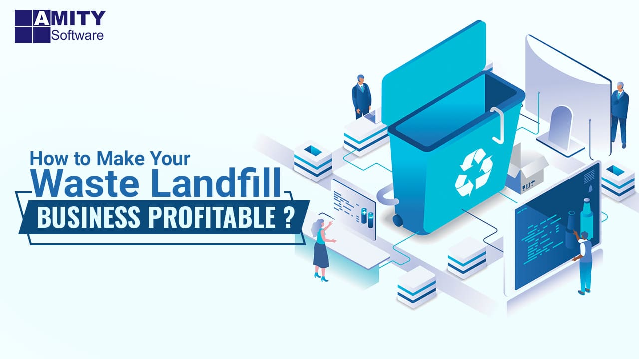 Waste Landfill Software