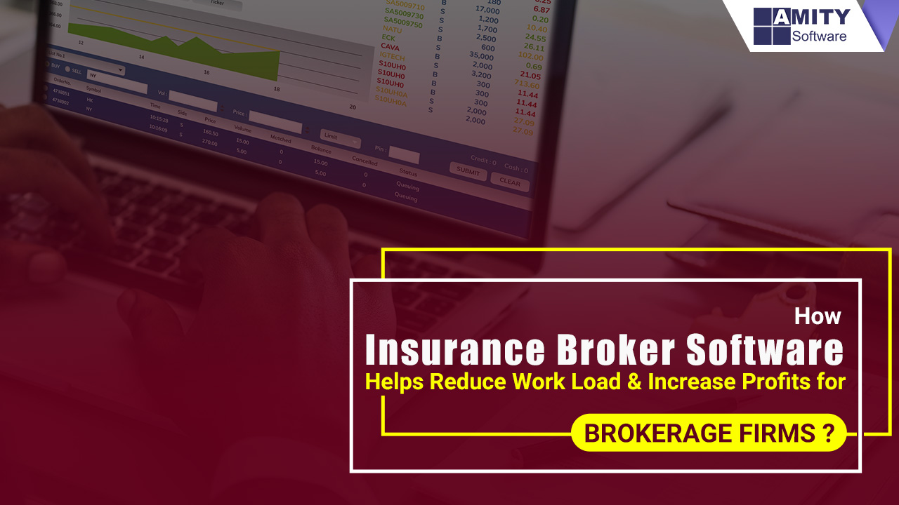Insurance Broker Software
