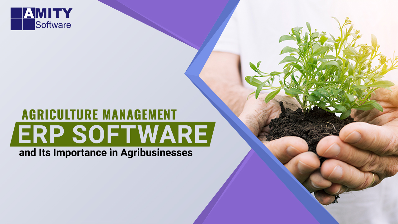 Agriculture Management ERP Software
