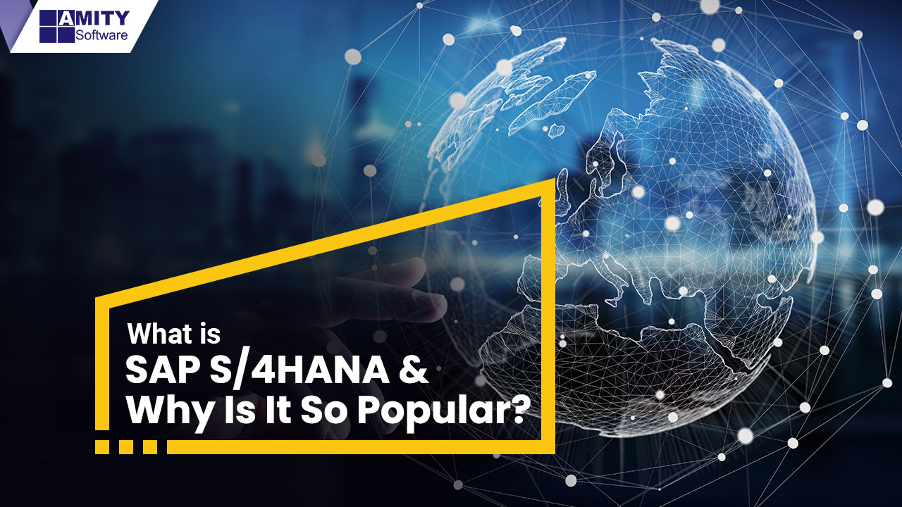 What Is SAP S/4HANA And Why Is It So Popular?