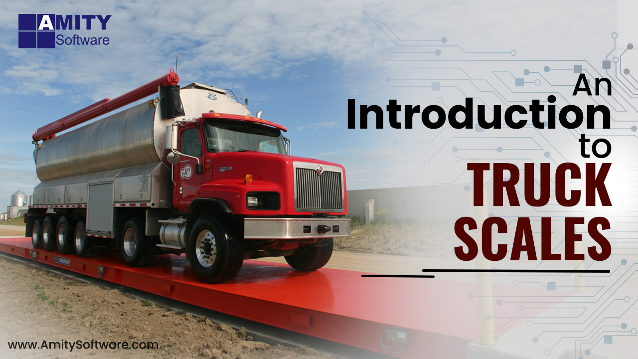 Truck Scale Software