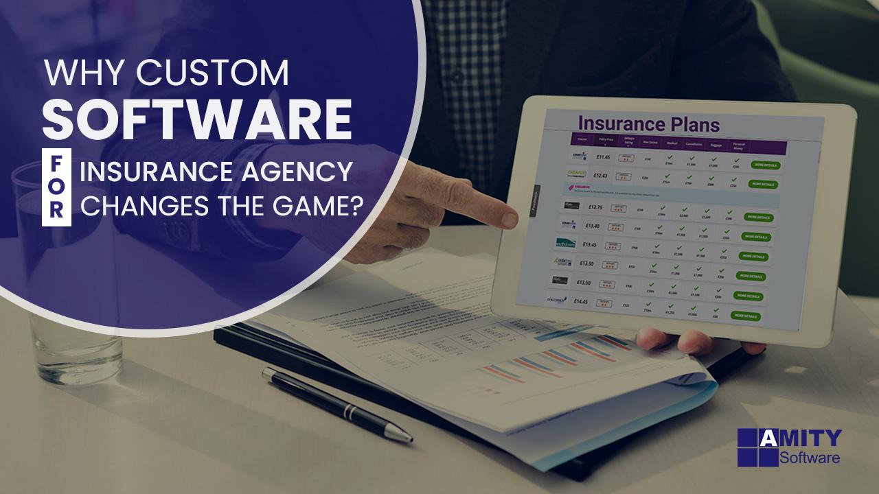 Custom Software for Insurance Agency
